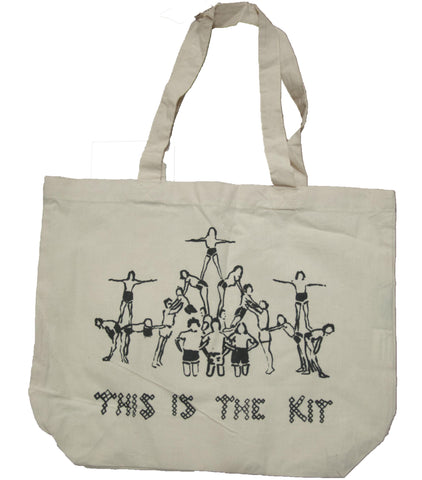 Merch:  This Is The Kit tote bag