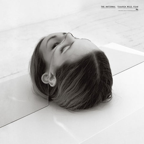 Merch: Trouble Will Find Me by The National (CD version)
