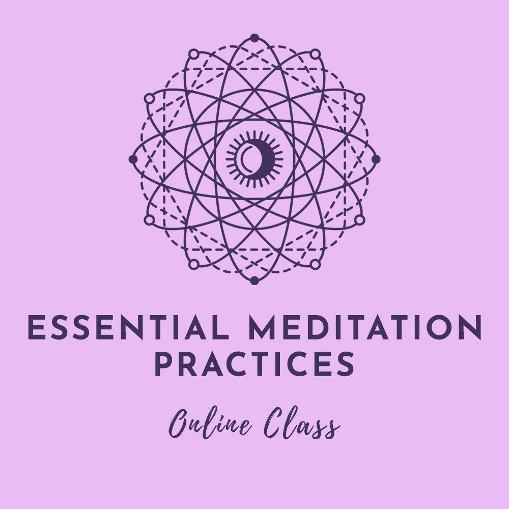 Essential Meditation Practices