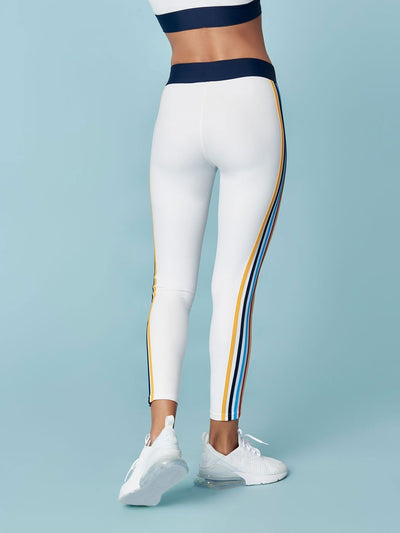 ENSMBL Bottoms Dream Team Legging White-Multi / XS / ENSP6380
