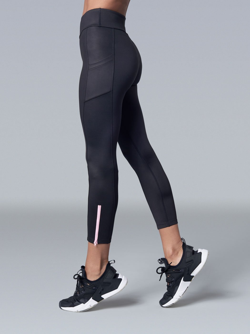 Ethereal Scuba High Waisted Legging