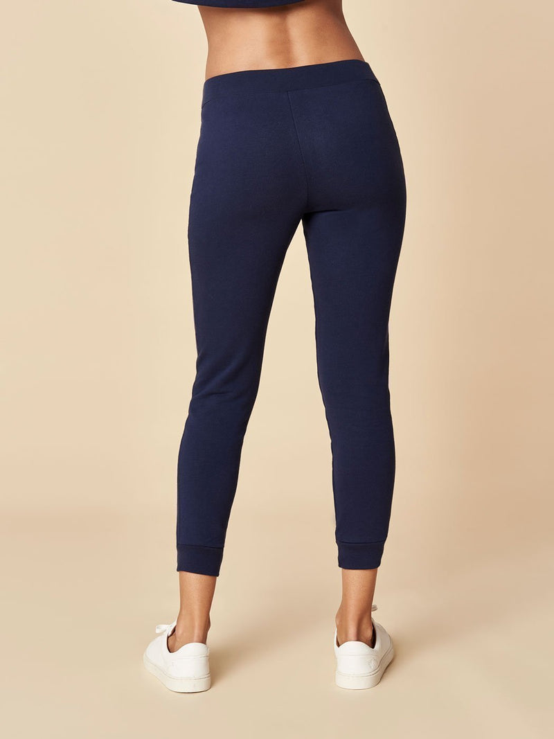 ENSMBL Bottoms Off Duty Slim Jogger, Navy Navy / XS / ENSP6374