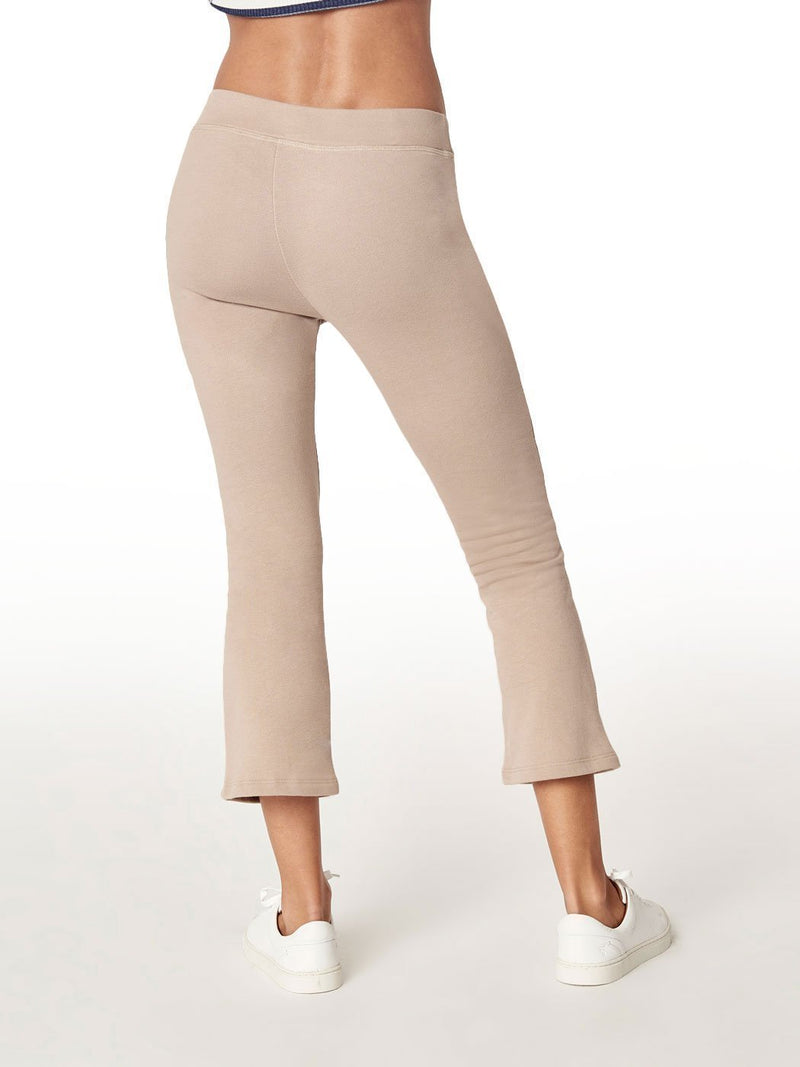 Off Duty Wide Leg Pant Fawn, Final Sale