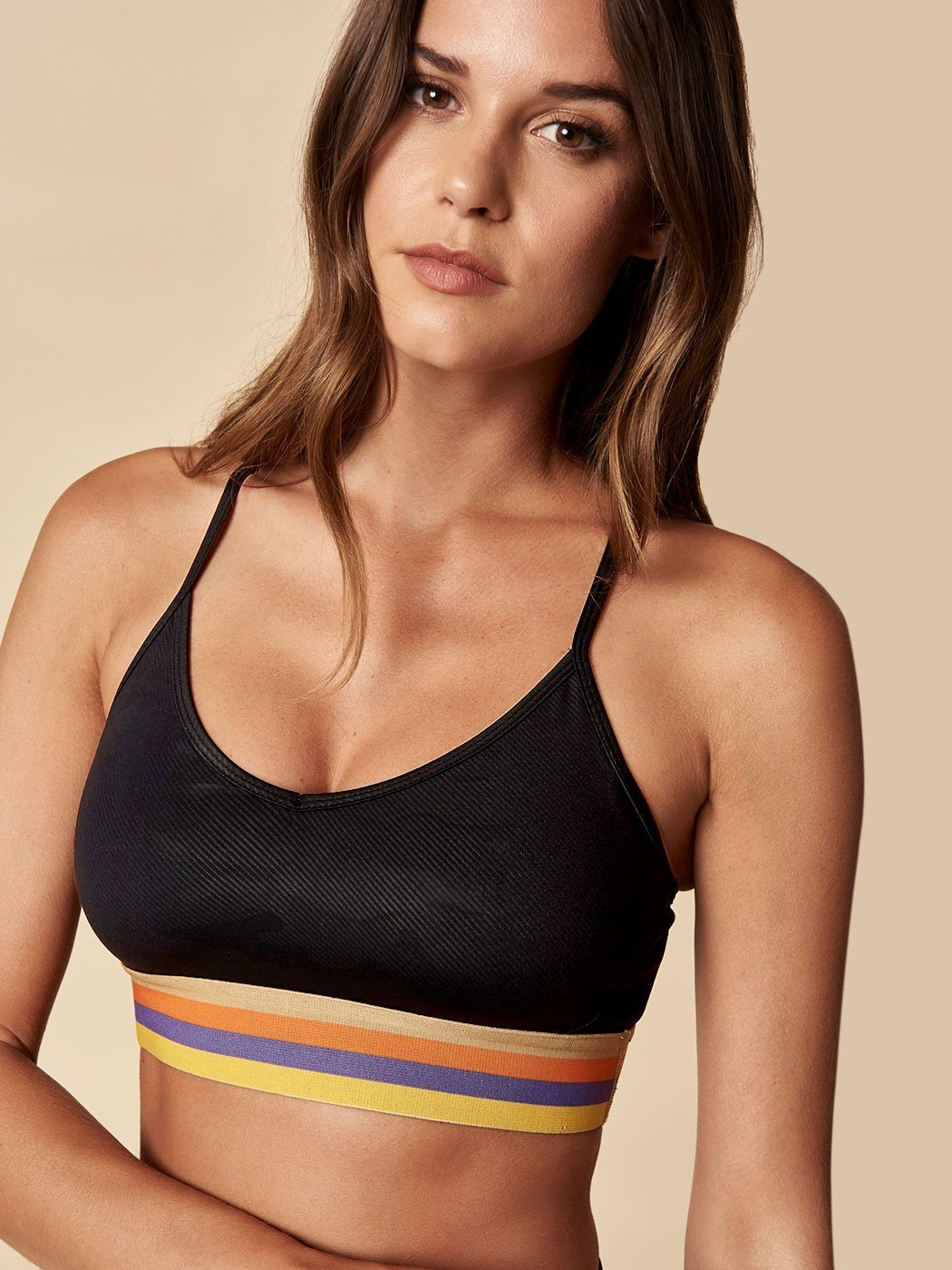 Band + Gather Triangle Bra