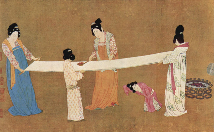 Chinese Silk: The Fabric of Royalty