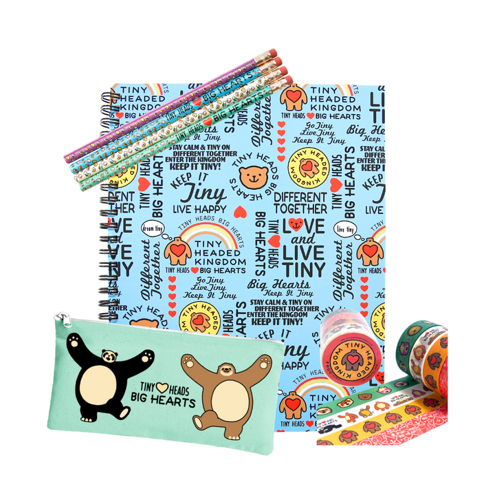 Love and Live Tiny Stationery Bundle