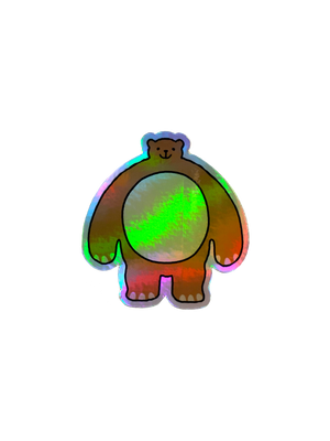 Pip Hologram Sticker