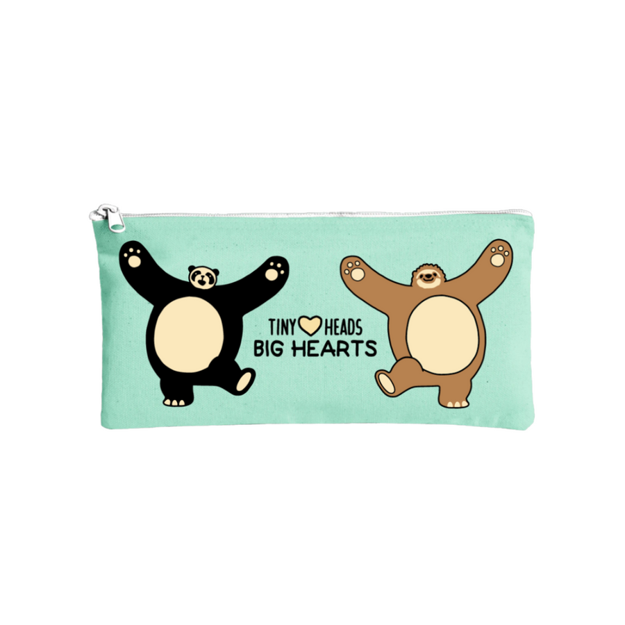 Hug It Out Utility/Pencil Pouch + Pencil Pack
