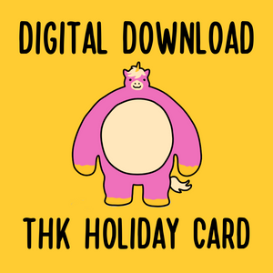 THK Holiday Card