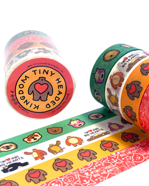 THK Washi Tape Collection #1
