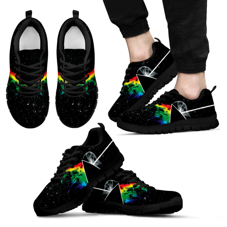 Dark Side Of The Moon Sneakers - Women/Men