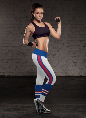 Buffalo Bills Yoga Pants