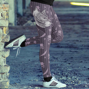 Pirate Cat Leggings
