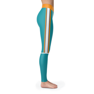 Miami Dolphins Leggings