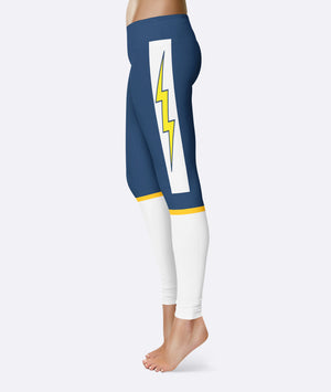 Chargers Leggings