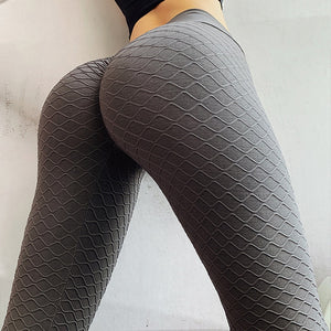 Diamond Pattern Leggings