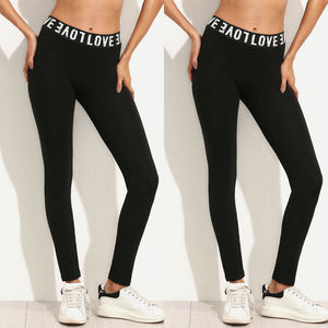 Stretch Love Leggings