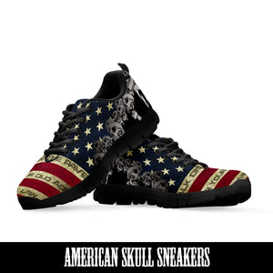 American Skulls Sneakers - Women/Men