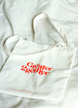 Load image into Gallery viewer, Greater 2gether Tote bag