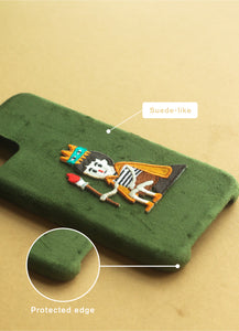 Little Prince Suede Phonecase