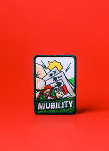 Niubility Iron on Patch