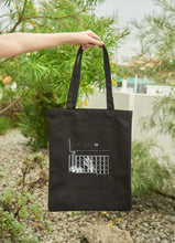 Load image into Gallery viewer, Dou Tote Bag (BLACK)