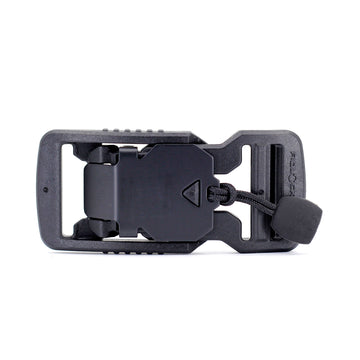 Fidlock V-buckle 25mm Black with Pull - Alpinhound Pet Co.