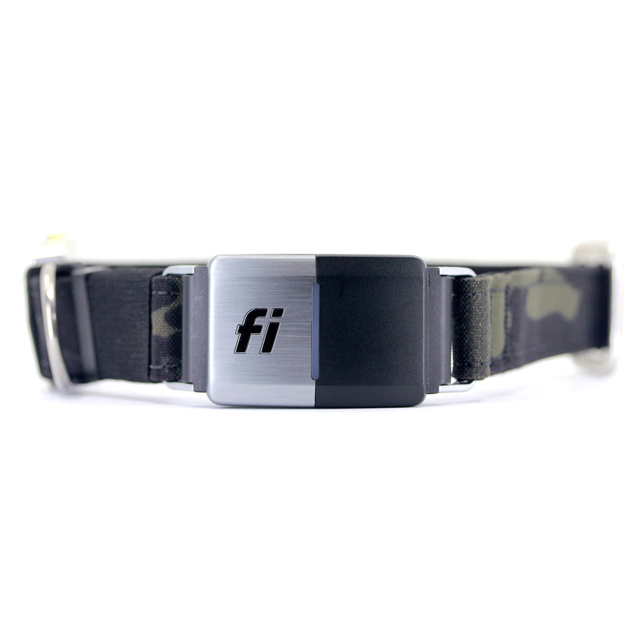 Fi Compatible COBRA® Pro Collar Multicam Black
