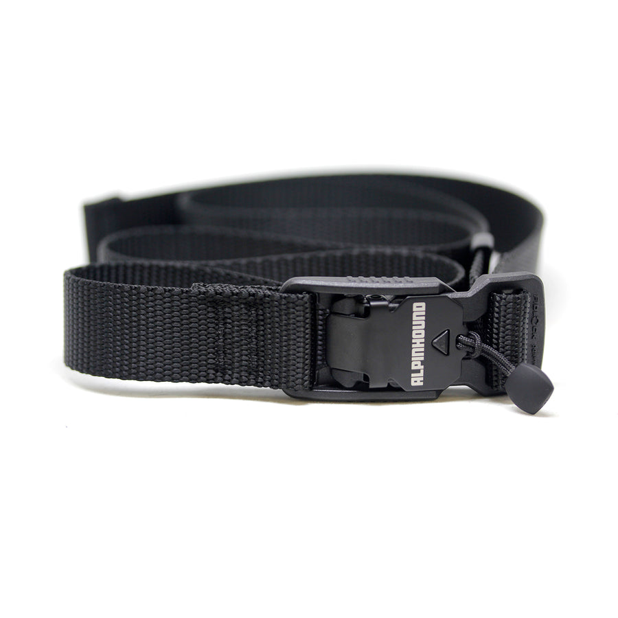 OSFA Magnetic Field Belt - Black - Alpinhound Pet Co.