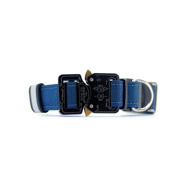 Fi Compatible COBRA® Pro Collar Navy Blue