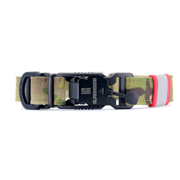 VBuckle Cordura Collar Multicam