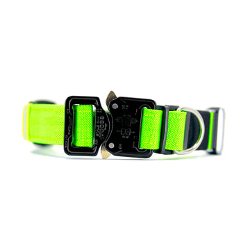 Fi Compatible COBRA® Pro Collar Hot Green