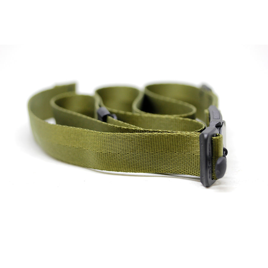 TYP17 Magnetic Field Belt - Olive - Alpinhound Pet Co.