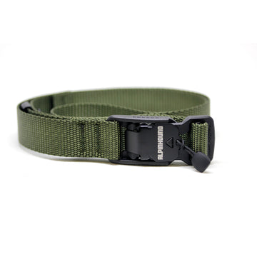 OSFA Magnetic Field Belt - Olive - Alpinhound Pet Co.