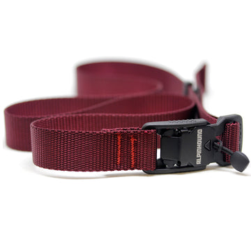 OSFA Magnetic Field Belt - OxBlood - Alpinhound Pet Co.