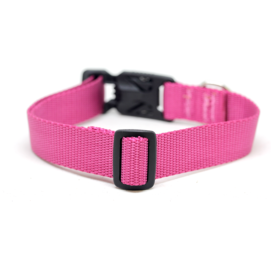 Rose Dog Collar with Fidlock® Magnetic Buckle - Alpinhound Pet Co.