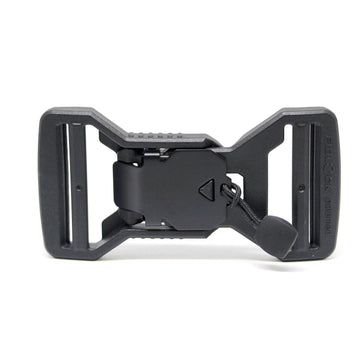 Fidlock® V-buckle 40mm LL Black with Pull - Alpinhound Pet Co.