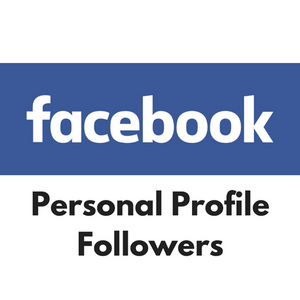 Facebook Profile Followers