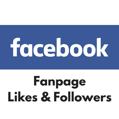 Facebook Fanpage Likes & Followers