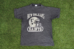 Vintage NFL New Orleans Saints Shirt S