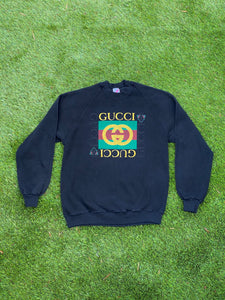 Black GG sweatshirt