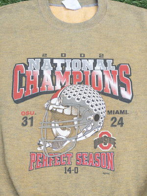 American football National Champions sweatshirt