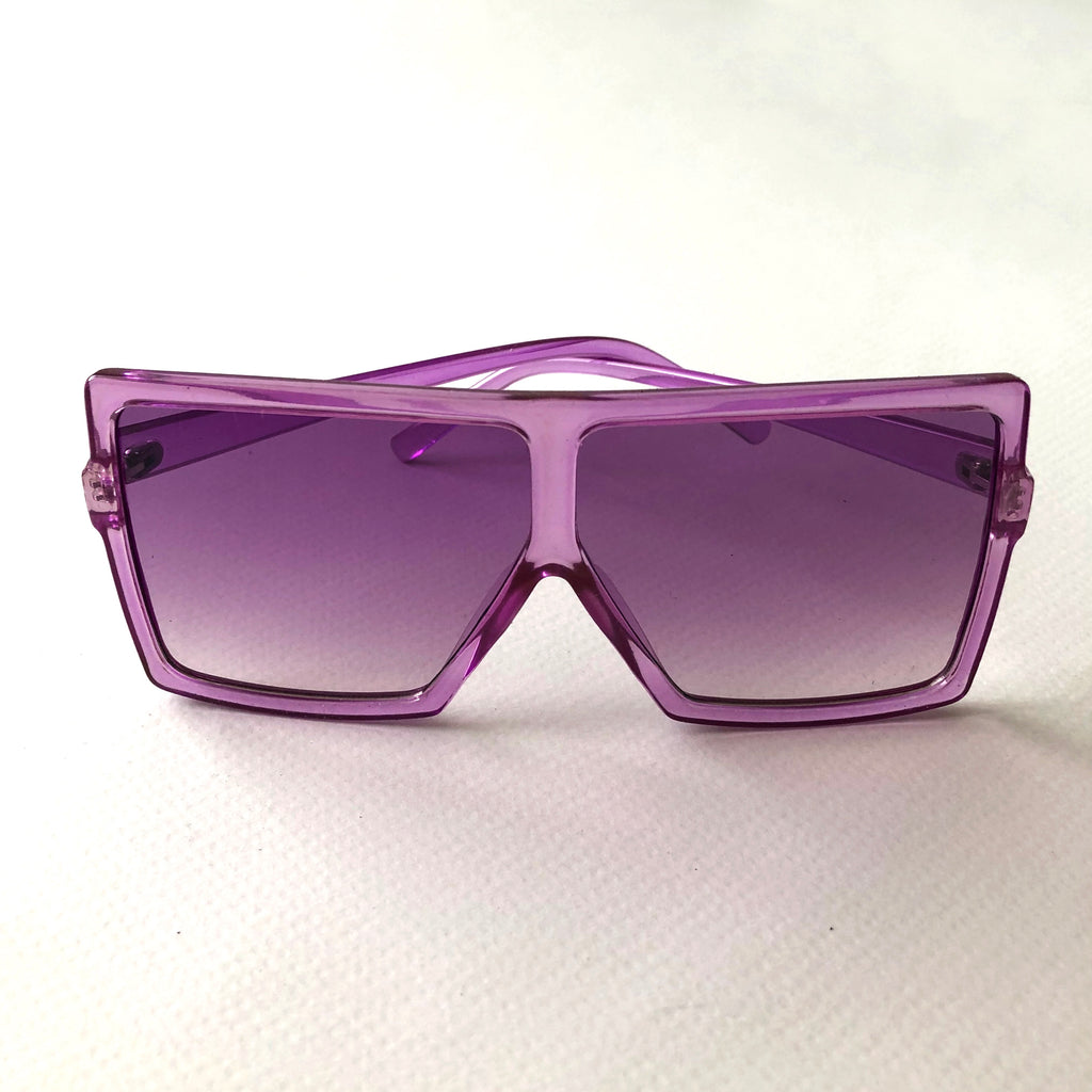 Light purple sunglasses