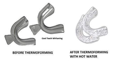 Thermoform Mouth Trays & Storage Case