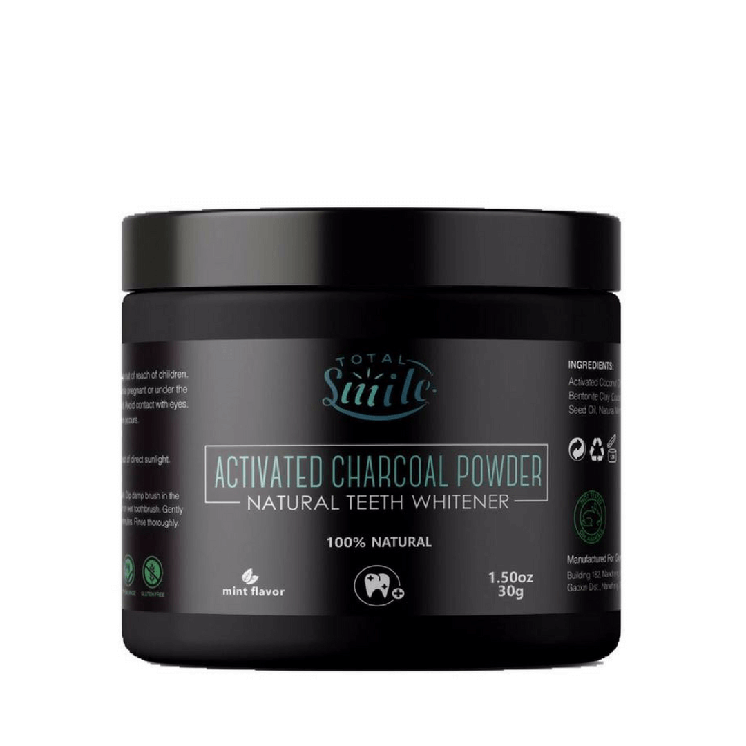 Activated Charcoal - Total Smile