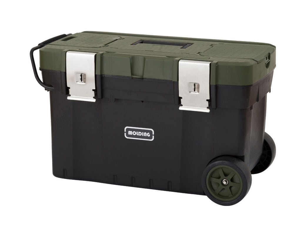Trunk Box Cart 67L with Caster