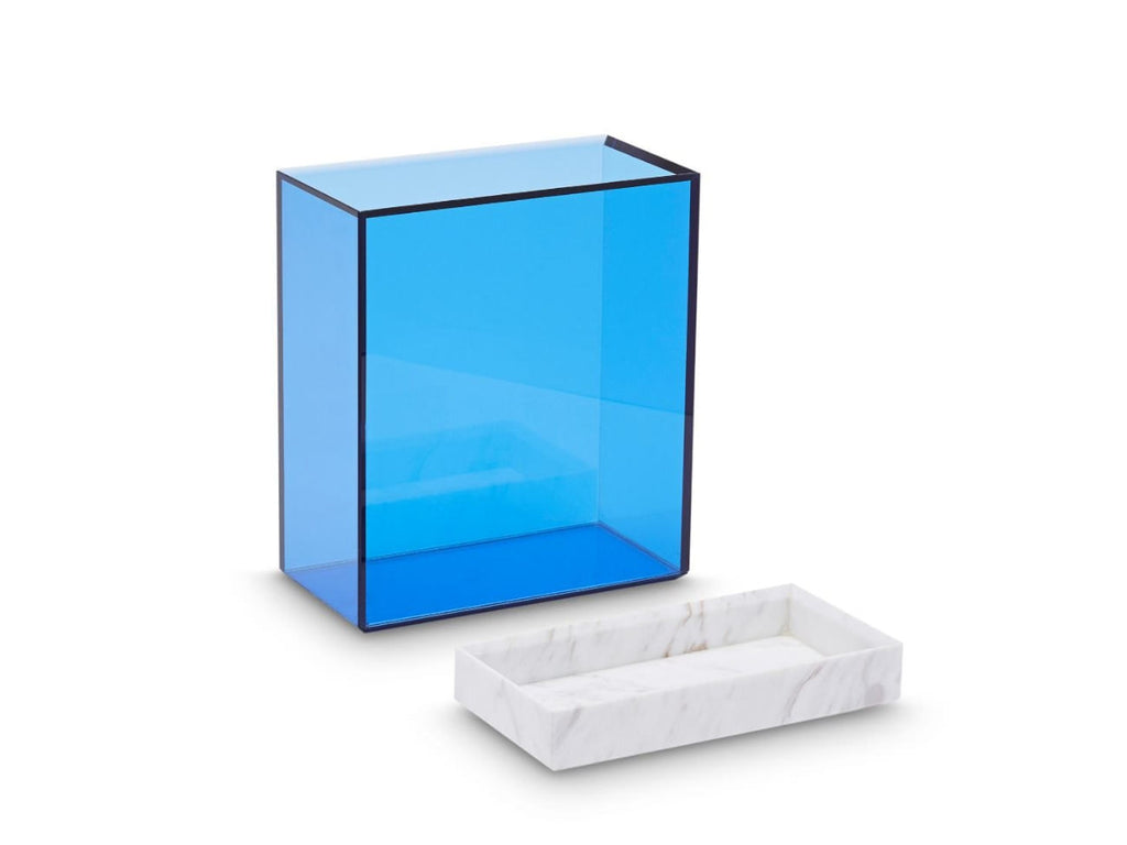 Lid Tall Glass Storage Container