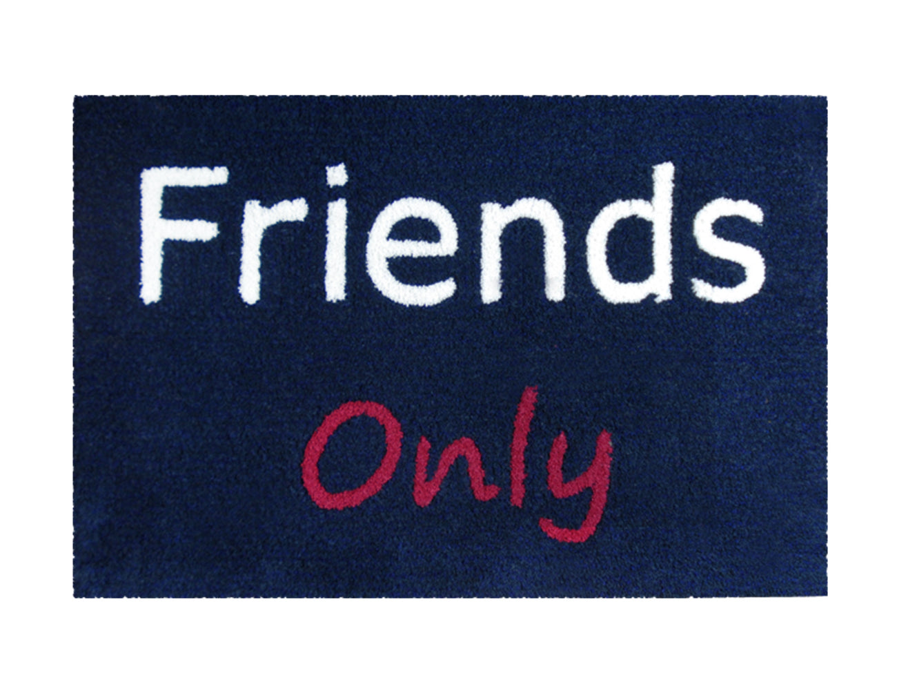 Friends Only Doormat