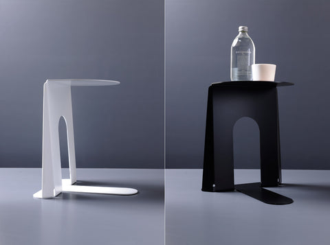 Bookend Table