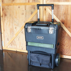Carry 2 Box w/ Casters